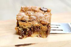 Pegajosos caramelo salgado Bares biscoito de chocolate