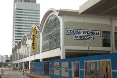 Cruiseterminal, Wilhelminakade, Rotterdam
