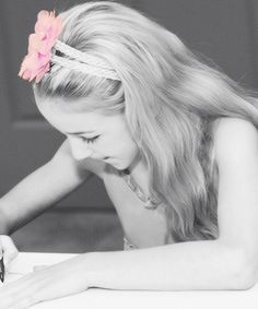 Am I the only one who loves this picture of Chloe?