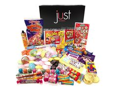 #Win The Best Ever Retro Sweets GIANT Treasure Box #PinterestCompetition How would you like to win The Best Ever Retro Sweets GIANT Treasure Box full of all your favourites from childhood! Makes a great gift for adults as well as children. … Continue reading →