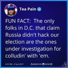 Trump colluded with Russians: FACT