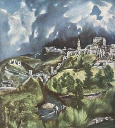 El Greco View of Toledo
