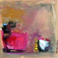 "Saatchi Art Artist Kat Crosby; Painting, ""Dreaming"" #art"