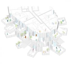 The White Tree By Sou Fujimoto Architects