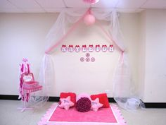 Little Diva First Birthday | CatchMyParty.com