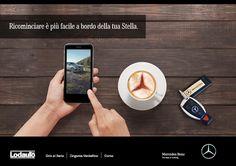 Buon lunedì a tutti e buon rientro dalle ferie! Ricominciate nel modo migliore, quello con la vostra #Mercedes!