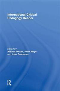 http://www.adlibris.com/se/organisationer/product.aspx?isbn=1138017884   Titel: International Critical Pedagogy Reader - Författare: Antonia Darder, Peter Mayo, João Paraskeva - ISBN: 1138017884 - Pris: 1.443 kr