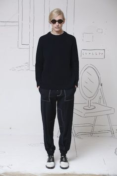 Band of Outsiders' Scott Sternberg on His New Store and Surrealist Fall Collection: FW14 NEW YORK FASHION WEEK