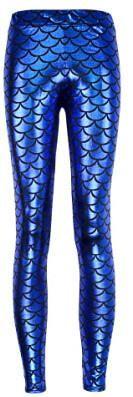 Mermaid Leggings Style 4