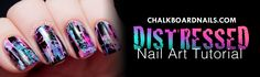 Nail Art Tutorials and DIY Projects