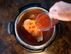 [Instant Pot] Insta-Chicken!