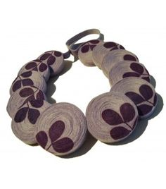Rainforest vio & lila  www.luligrunstore.com  #Jewelry #ecofriendly #handmade