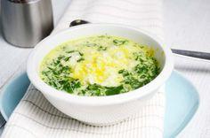 Die schnelle #Spinatsuppe mit Reis ist ein außerordentlich köstliches Rezept, das schnell gemacht und sehr gesund ist.