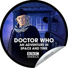 getglue stickers dr who 50th anniversary   Doctor Who 50th Anniversary: An Adventure in Space and Time Sticker ...