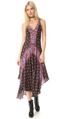 Black Combo Free People Faithfully Yours Slip Dress Today Images, Free People Dress, Designer Dresses, Beachwear, Active Wear, Casual Dresses, Formal, Skirts, Fabric