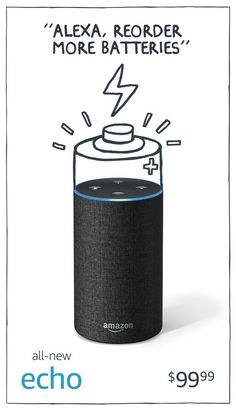 Promoted: Just ask Alexa to dim the lights, lock the doors, drop in on the living room and more. The Amazon Echo, starting at just $49.99.