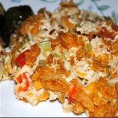 Hot Chicken Salad I - Allrecipes.com