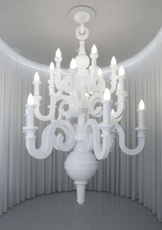 Moooi Paper Chandelier      Studio Design for The Groninger Museum, The Netherlands