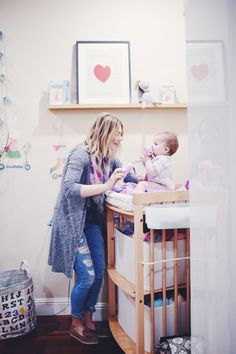 "WHY ORGANIC? / ПОЧЕМУ ""ОРГАНИК""? — via LivingNotes  featuring Stokke Care Changing Table in Natural"