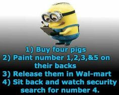 That would be funny. Minion Jokes, Minions Quotes, Minion Sayings, Minion Stuff, Crazy Quotes, Cute Quotes, Humorous Quotes, Minions Friends, Evil Person