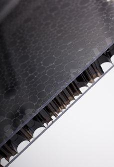 Lightben Kaos 3d Black  cross section