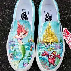 Behind The Scenes By shopgigicustoms Disney Painted Shoes, Painted Canvas Shoes, Custom Painted Shoes, Disney Shoes, Disney Converse, Custom Vans Shoes, Mens Vans Shoes, Custom Sneakers, On Shoes
