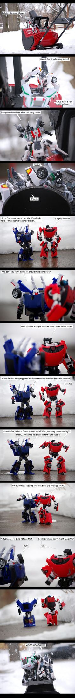 The Snowblower Incident by The-Starhorse.deviantart.com on @DeviantArt