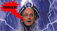Recapitulando: 16-12-2015 Uma estranha e gigantesca ave sobre Barcelona: Hollande salva o Planeta