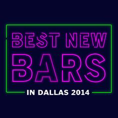 Wild Detectives | The Best New Bars in Dallas 2014 | D Magazine