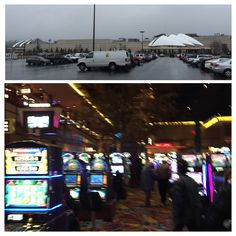 Twin River Casino in Lincoln, RI. #twinrivercasino #lincoln #rhodeisland #casino #gamble