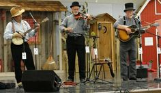 The #American Heritage #Music Festival in Grove is a wonderful weekend of performances and fun. There are several areas to see musicians play and even fiddle and clogging competitions.