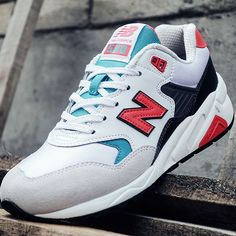 "#NewBalance ""WRT580 PA Pastel Pack"" #zapatillas #sneakers #trainers #footwear #women #newbalance #adidas #fredperry #reebok novedades #newarrivals #fw16  http://www.rivendelmadrid.es/footwear.html?p=1&tipo_prenda_mujer=393"