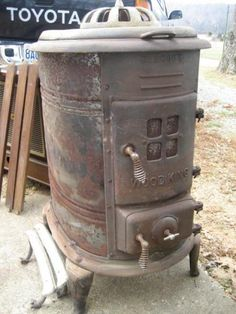 Perfection midget pilot oil burning stove — photo 9