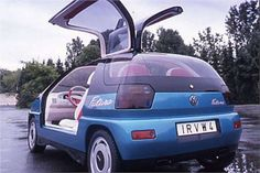 Volkswagen Futura, 1989