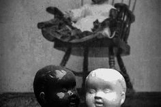 Creepy Doll Gif Creepy Dolls, Arts And Crafts, Skull, Crafty, Painting, Summer, Shoes, Summer Time, Painting Art