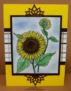 Sophia's Sundries (formerly Frugal Ideas from the Parsonage): Sunflowers