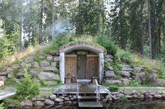 Beautiful Finnish Saunas and Sauna Culture
