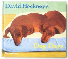 Dog Days   David Hockney