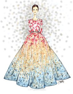 Joanna Baker : Fashion Art Design Creative | An illustrated blog of personal artwork, daily musings, and inspirations.
