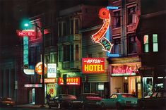 """""""Terminal City"""": Extraordinary Photos Of Vancouver From 1972 to 1982 Greg Girard photographed Vancouver Canada his home town. Before Expo 86 when the money moved in Vancouver was a working-class port city of cheap hotels greasy diners and neon."""