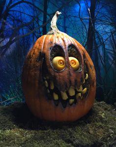 For Halloween: Villefane Pumpkin Carving Awesomeness. For Halloween: Villefane Pumpkin Carving Awesomeness. Retro Halloween, Halloween Prop, Theme Halloween, Halloween Party Supplies, Halloween Jack, Diy Halloween Decorations, Halloween Treats, Holidays Halloween, Scary Halloween Pumpkins