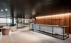 The Western Sydney University (WSU) has just got a new office, gallery and meeting space in the shape of the Chancellery fit-out by Australian architects Allen Jack + Cottier.  The Sydney based architecture firm was called upon to work on this project...