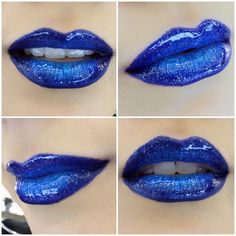 I love this look from @Sephora's #TheBeautyBoard http://gallery.sephora.com/photo/intergalactic-lippy-11198