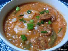 Gluten Free / Dairy Free NJ: Tomato Free Jambalaya Recipe (gluten free / dairy free)