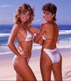 1980s Bikini Babes