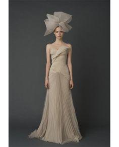 Hayden gown by Vera Wang #weddingdress