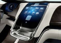 Interior by We Design Volvo, via Flickr