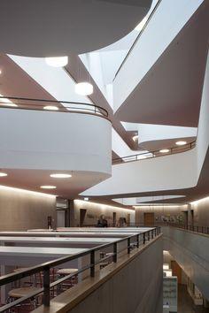 Learning Centre Bieberach / Lanz Schwager Architekten