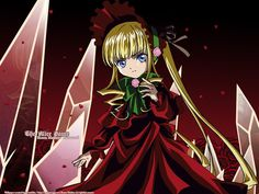 Photo of ~ Shinku ~ for fans of Shinku, The Fifth Rozen Maiden Doll.