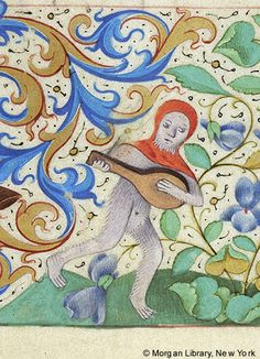 Book of Hours, MS M.26 fol. 88r - Images from Medieval and Renaissance Manuscripts - The Morgan Library & Museum